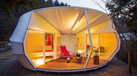 Quand luxe rime avec camping